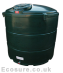 Ecosure Bunded Plastic Fuel Tanks 2455B