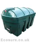 Ecosure Bunded Plastic Fuel Tanks 2500B