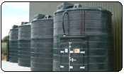 Commercial Bunded Oil Tanks